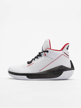 Jordan sneaker 2x3 wit