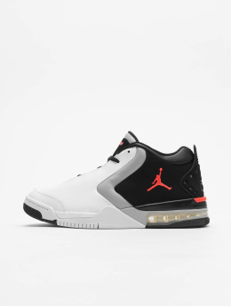 Jordan Sneakers Big Fund bialy