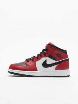 Jordan Sneakers 1 Mid (GS) black