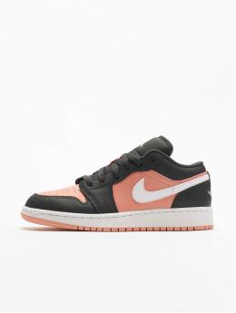 Jordan Sneakers 1 Low (GS) grå