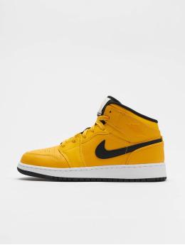 separation shoes 61b11 be6ff Jordan Sneakers Air Jordan 1 Mid (GS) guld