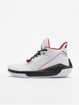 Jordan Sneakers 2x3 hvid