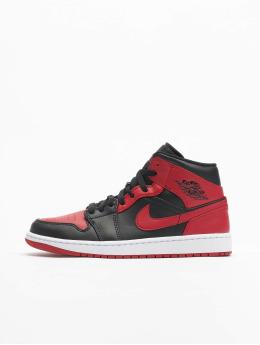 Jordan Sneakers Mid röd