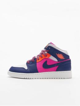 Jordan Sneakers Mid (GS) rosa