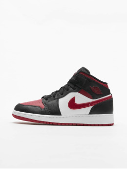 Jordan Sneakers 1 Mid (GS) sort