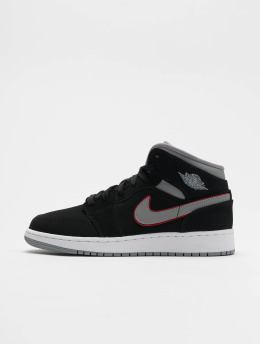 reputable site 84050 72da5 Jordan Sneakers Air Jordan 1 Mid (GS) svart