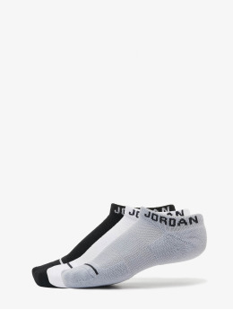 Jordan Socken Jumpman No Show 3 Pack schwarz