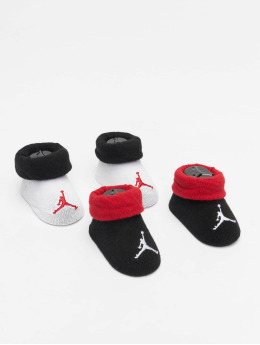 Jordan Socken Jumpman Colorblocked schwarz