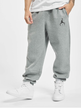 Jordan Spodnie do joggingu Jumpman Air Fleece szary