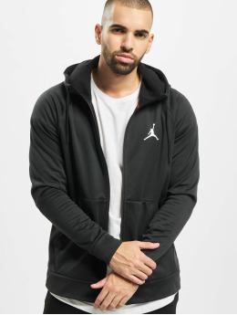 Jordan Sudaderas con cremallera 23 Alpha Therma Fleece FZ negro