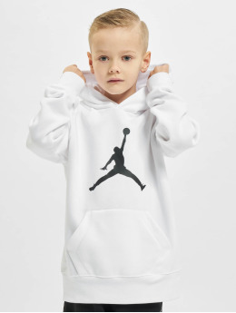 Jordan Sweat capuche Jumpman Logo blanc