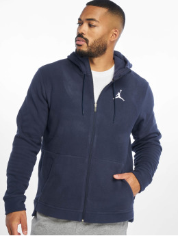 Jordan Sweat capuche zippé Therma 23 Tech bleu