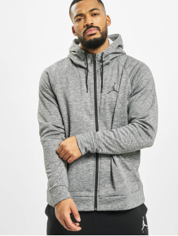 Jordan Sweat capuche zippé 23alpha Therma Fleece FZ gris