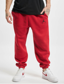 Jordan Sweat Pant Jumpman Air Fleece  red