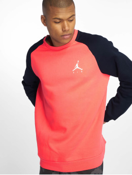Jordan Swetry Sportswear Jumpman Fleece czerwony