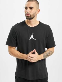 Jordan T-paidat Jumpman DFCT musta