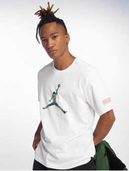 Jordan T-shirt City Of Flight 2 bianco