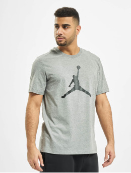 Jordan T-Shirt Jumpman Crew grey