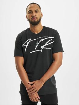Jordan T-Shirt Air Defect SS Crew schwarz