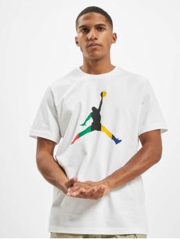 Jordan T-Shirt DNA Jumpman SS Crew  weiß