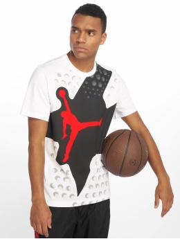 Jordan t-shirt SRT LGC AJ6 1 wit