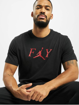 Jordan t-shirt Fly DFCT  zwart