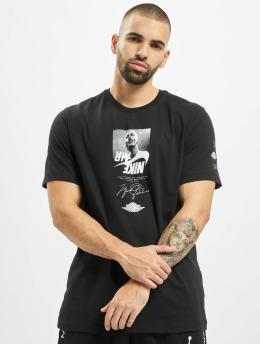 Jordan t-shirt SS CTN The Man Crew zwart