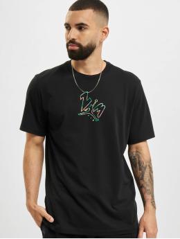 Jordan t-shirt M J Brand Jumpman 23 Air SS zwart