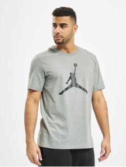 Jordan T-shirts Jumpman Crew grå
