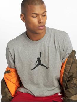Jordan T-skjorter Iconic 23/7 grå