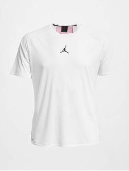 Jordan T-skjorter 23 Alpha S/S  hvit