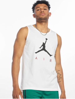 Jordan Tank Tops Poolside white