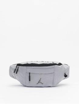 Jordan Taske/Sportstaske Ele Jacquard grå