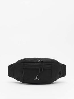 Jordan Taske/Sportstaske Ele Jacquard sort