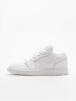 Jordan Tennarit Air Jordan 1 Low (GS) valkoinen