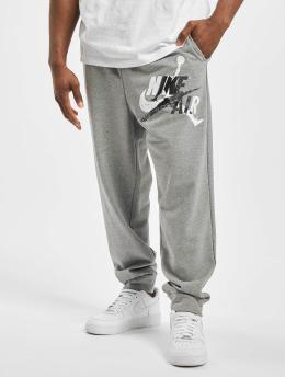 Jordan tepláky Jumpman Classics Fleece šedá