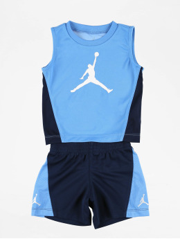 Jordan Trainingspak Authentic Triangle blauw