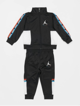 Jordan Trainingspak Jumpman Sideline Tricot zwart