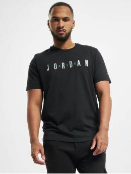 Jordan Tričká Sport DNA Crew èierna