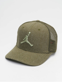 Jordan Trucker Caps CLC99  hnědožlutý