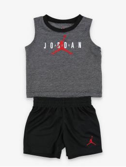 Jordan Tuta Half Court Muscle & Short nero