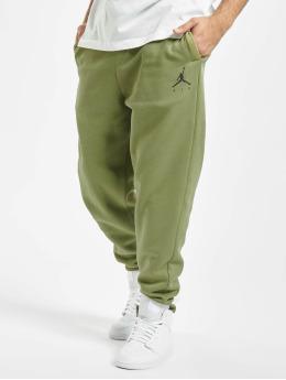 Jordan Verryttelyhousut Jumpman Fleece vihreä