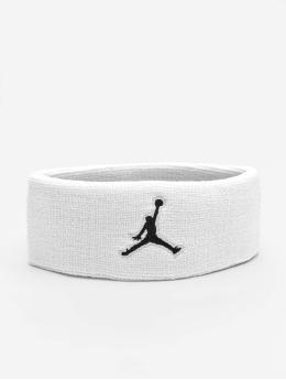 Jordan zweetbandje Jumpman  wit
