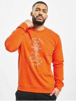 Just Rhyse Пуловер Carara  оранжевый