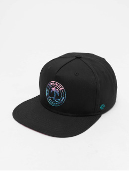 Just Rhyse 5 Panel Caps Siesta czarny