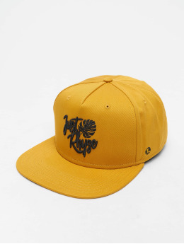 Just Rhyse 5 Panel Caps Pahokee gelb