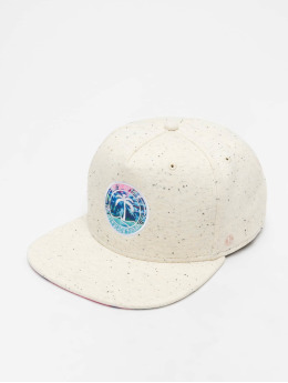 Just Rhyse 5 Panel Caps Cape Coral grau