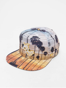 Just Rhyse 5 Panel Caps Key West kolorowy
