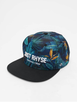 Just Rhyse 5 Panel Caps Palm Habor  zwart