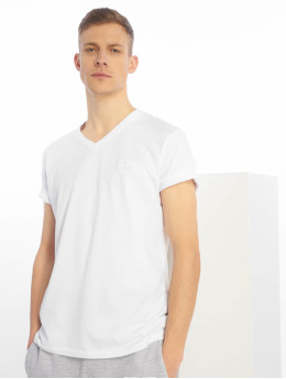 Just Rhyse Camiseta Alachua blanco